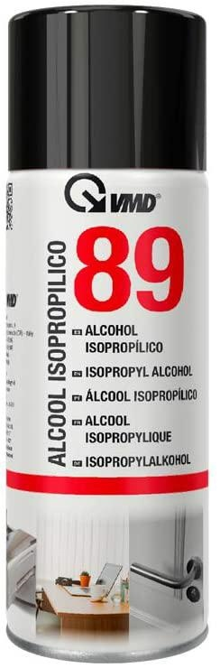 ALCOOL ISOPROPILICO SPRAY VMD 89 ML 400
