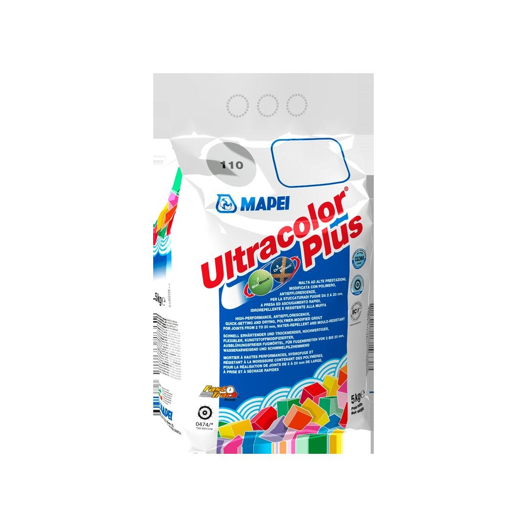 ULTRACOLOR PLUS 112 GRIGIO MEDIO KG 5