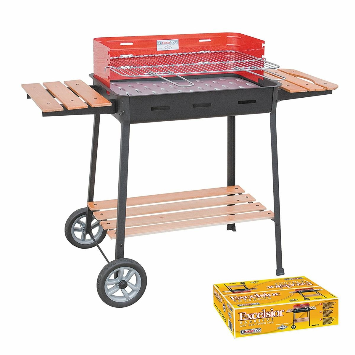BARBECUE EXCELSIOR CM.63X43