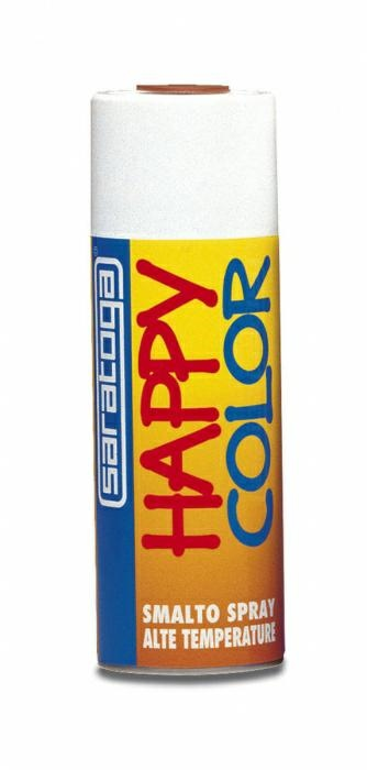 HAPPY COLOR SPRAY ALTE TEMPERATURE NERO ANT